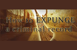 Detroit Michigan Criminal Record Expungement Lawyer
